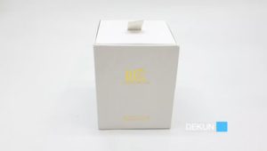 Gold Stamping White Rigid Wrawer Candle Box China Manufacturer Supplier