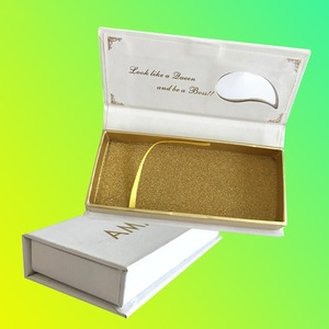 Customized Printing 3D Mink Eyelashes Magnetic Packaging Boxes Supplier China