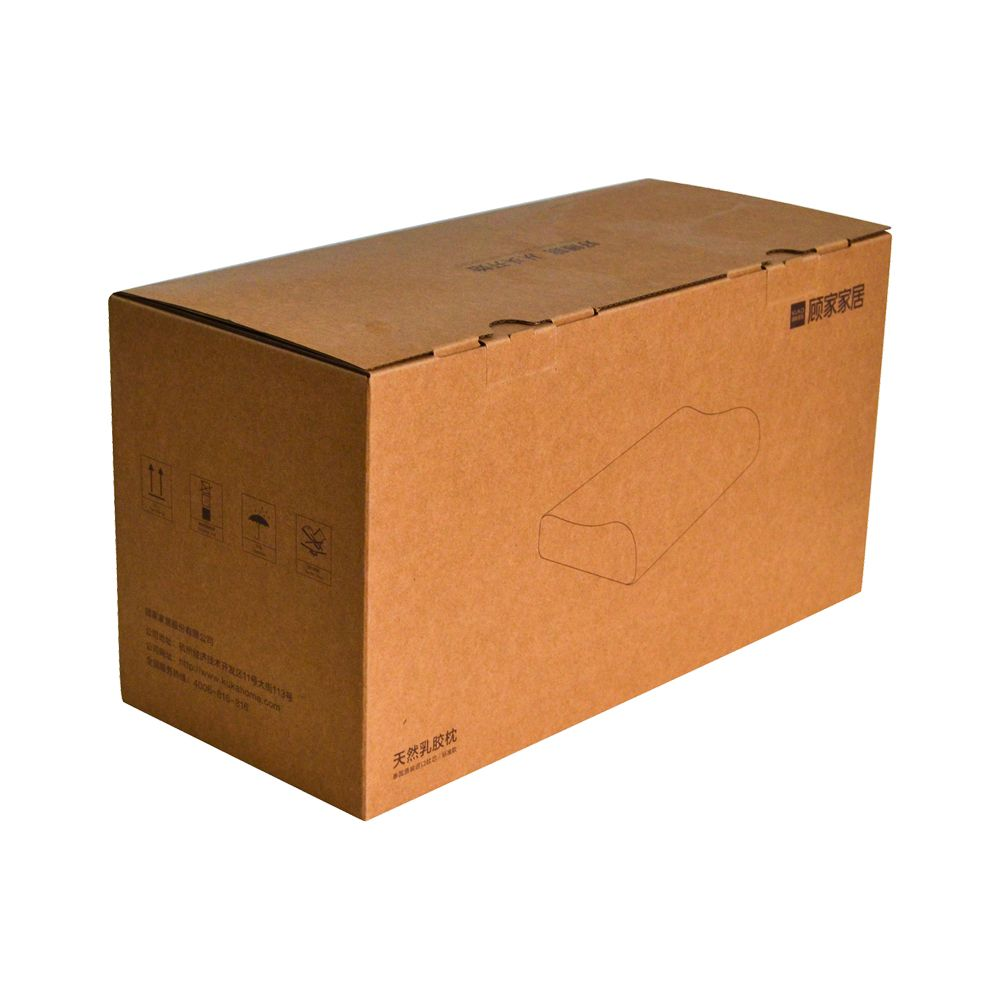 Corrugated Cardboard Paper Kraft Strong Folding Packaing Boxes