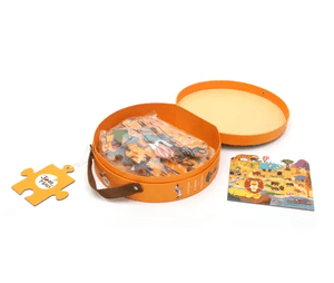 Colorful Children Education Class Jigsaw with Beautiful Story paper puzzle beautiful Board Game