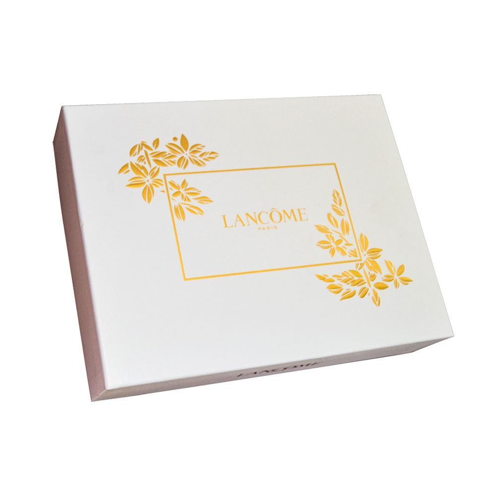 Luxury Cardboard Paper Cosmetics Packaging Boxes with Insert Manufacturer