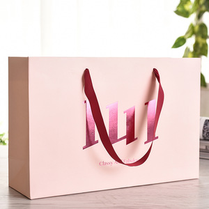 Custom Clothes Paper Shopping Bags Manufacturer