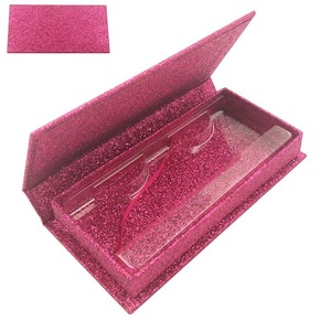 Recyclable Feature and Personal Care Industrial Use Eyelash Packaging Gift Boxes Supplier China