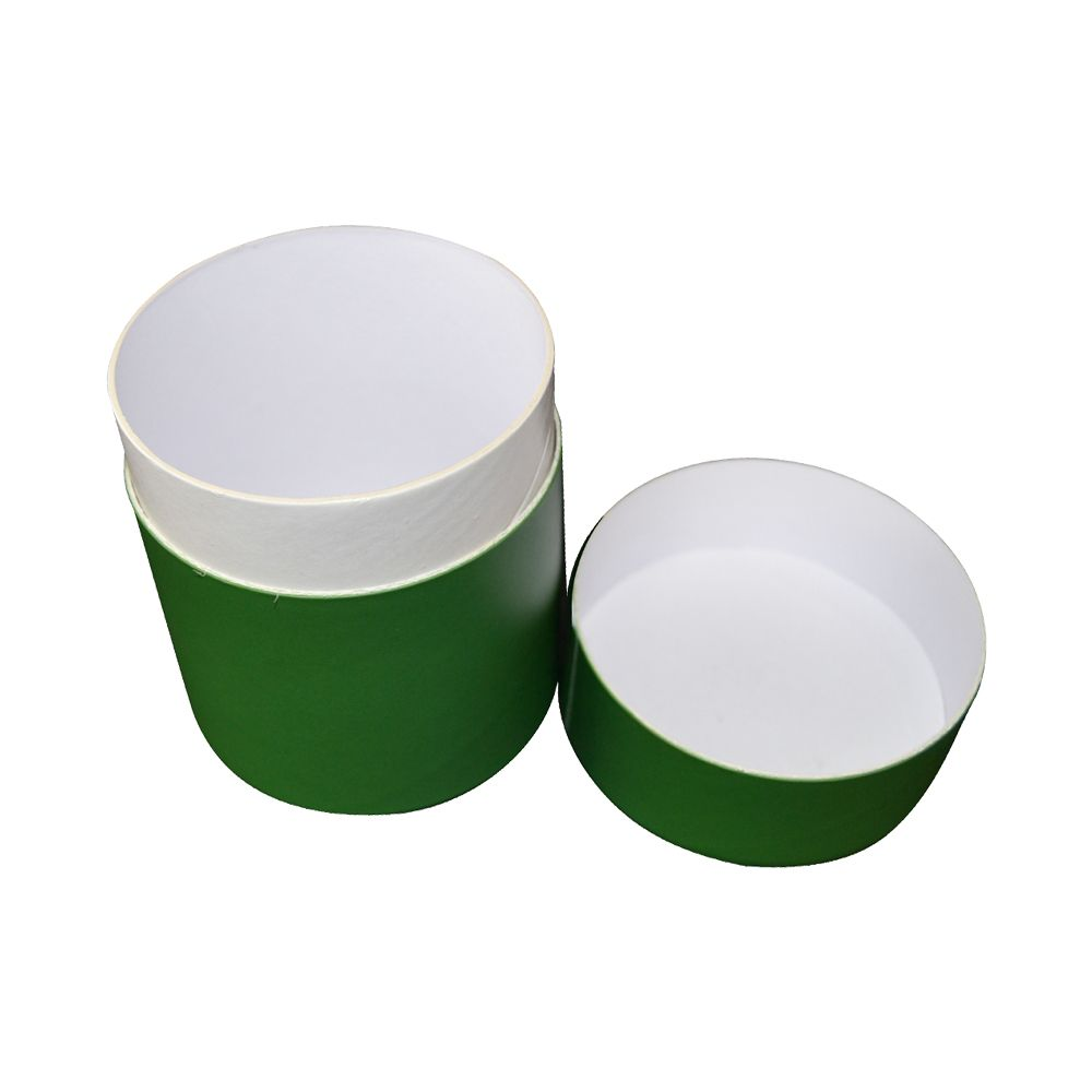 Cylinder Hardboard Paper Tube Packaging Boxes with Lid Professional Manufacturer