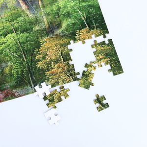 Adult Jigsaw Puzzles Board Game 1000 pieces China Manufacturer Supplier