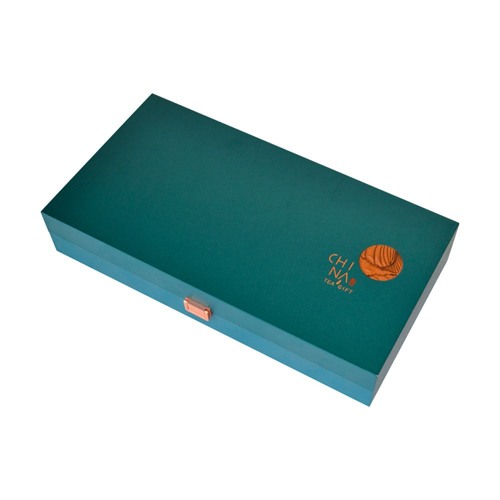 Large Size Food Paper Packaging Boxes with Inner Boxes and accessories Manufacturer