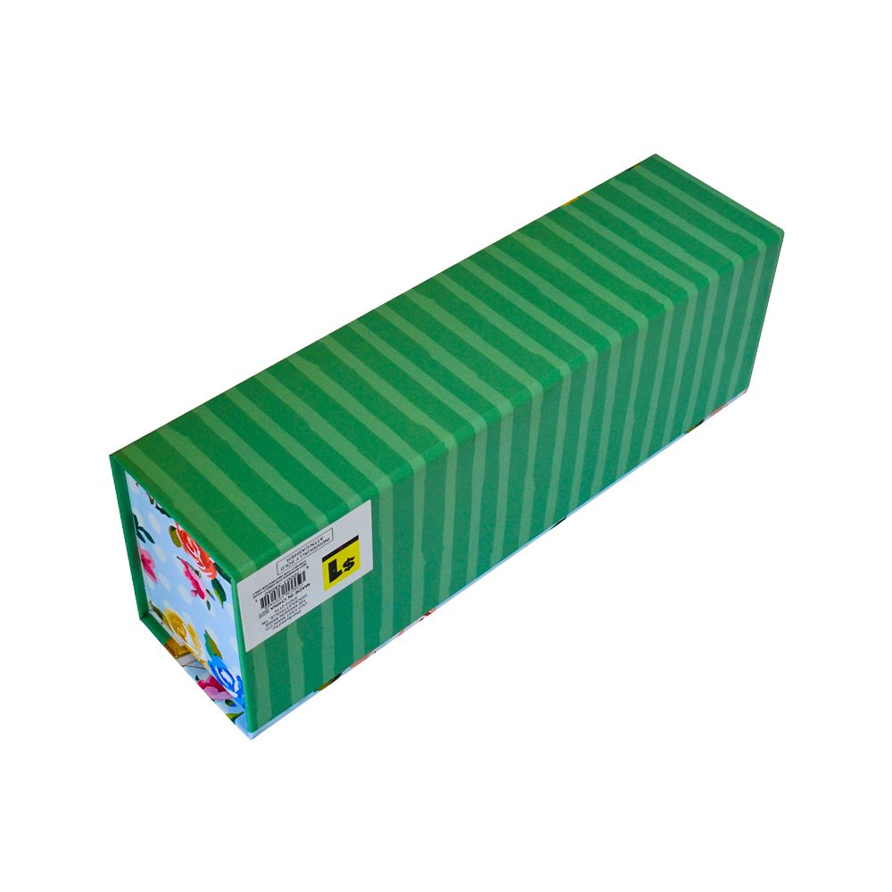 Clamshell Hardboard Paper Packaging Book Gift Box with Magnet