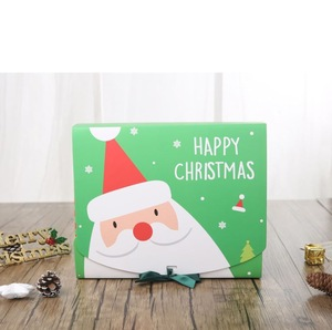 Christmas Paper Packaging Box China Professional Manufacturer