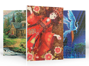 Custom Board Game Jigsaw Puzzle 1000 Pieces for Adults and Children Paper Puzzle China Manufacturer