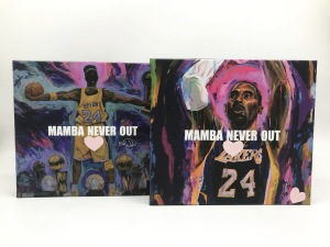 Wholesale Custom Bryant Basketball Paper Cardboard Jigsaw Puzzles for Adults Board Game