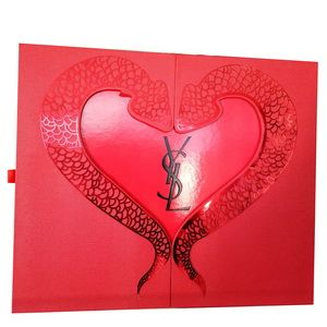 Lovely Red Cosmetics Package Consumer Goods Packaging Box