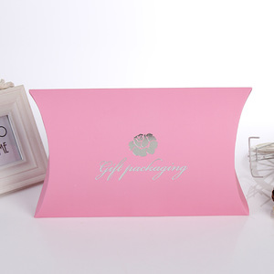 Pillow Apparel Paper Packaging Box for Silk Scarf with Rope Handle Manufacturer
