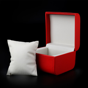 Luxury Jewelry Rigid Cardboard Clamshell Watch Packaging Boxes Supplier China