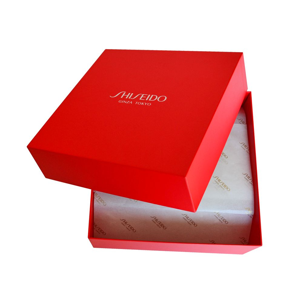 Lid and Tray Paper Cosmetics Packaging Boxes China Supplier