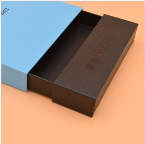 Wholesale High Quality Packing  Cardboard Paper Drawer Gift Box