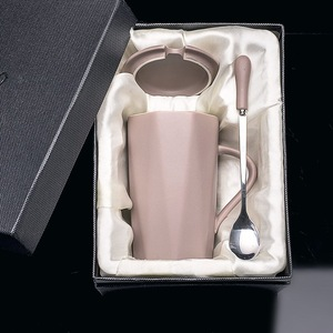 Luxury Mug Cup Cardboard Right Box With Lid Manufacturer