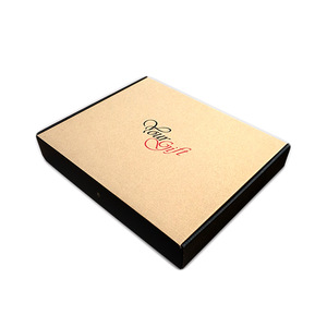 Printed Kraft Folding Corrugated Paper Carton Mailer Boxes for Shipping