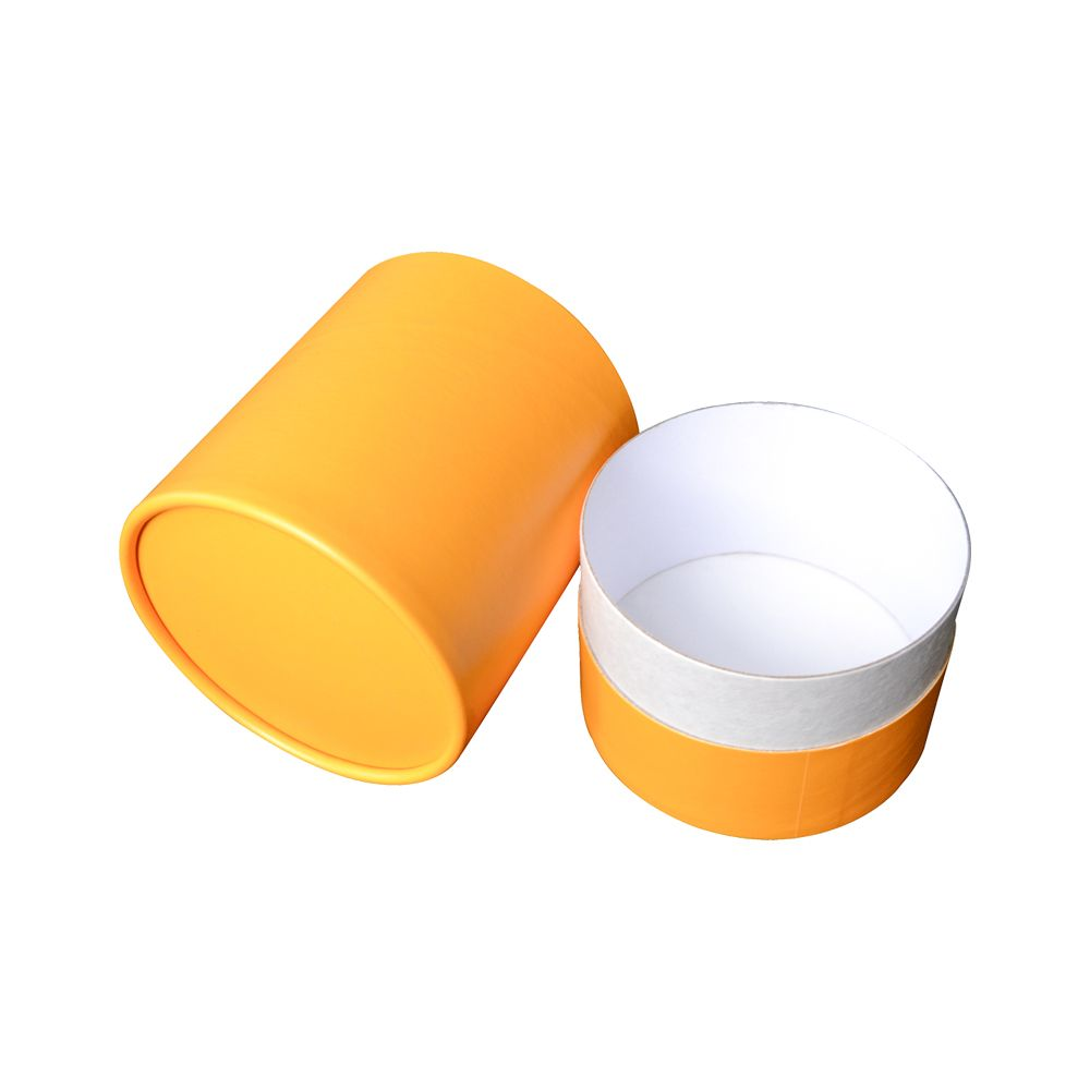 Cardboard Cylinder Food Packaging Boxes Professional Supplier