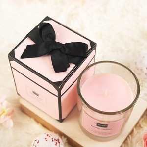Manufacturers Candle Essential Oil Packaging Aromatherapy Smokeless Candles Gift Candles Packaging Boxes