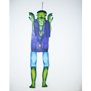Wholesale Halloween Hanging Props For Shiny Wall Decor Supplier