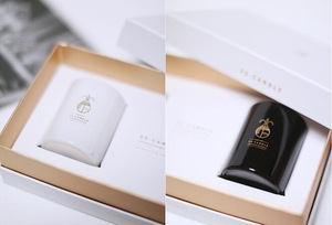 Manufacturer Directly for Custom Dade Fine Aromatherapy Smokeless Candles Gift Candles Packaging Boxes