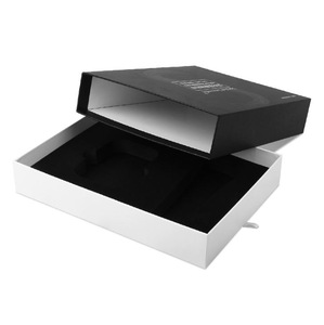 Luxury Custom paper gift drawer boxes