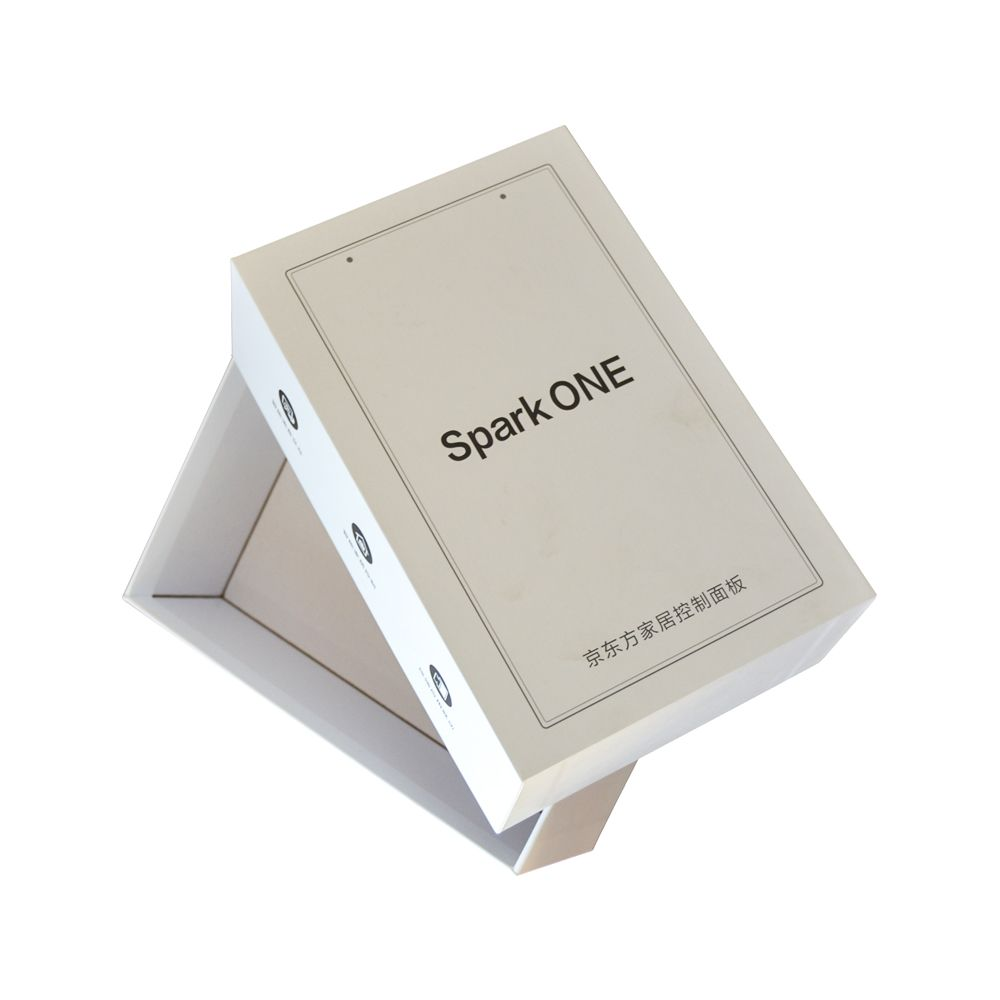 Lid and Tray Rigid Paper Packaging Boxes for Gifts