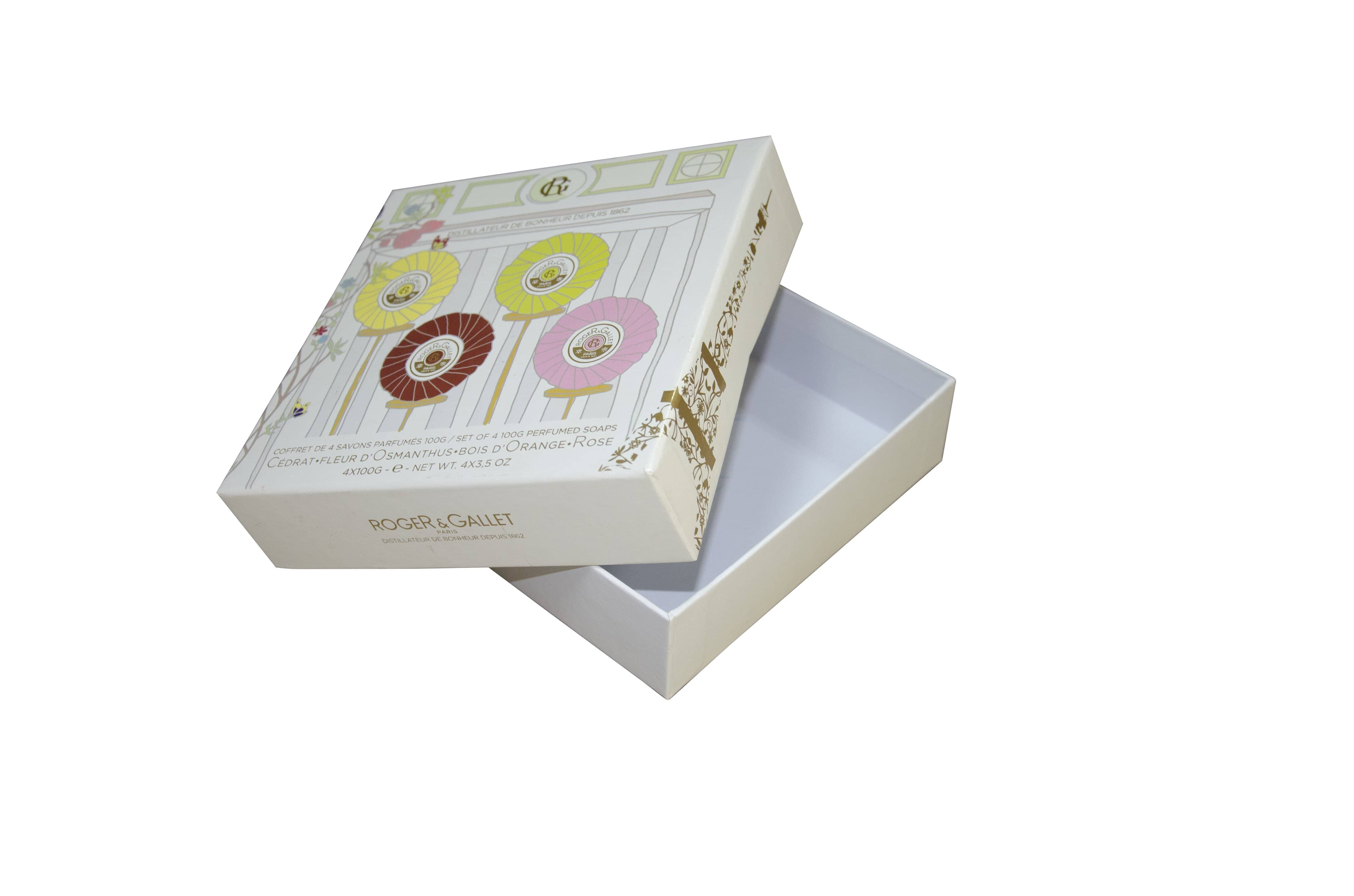 Custom Packaging Rigid Boxes