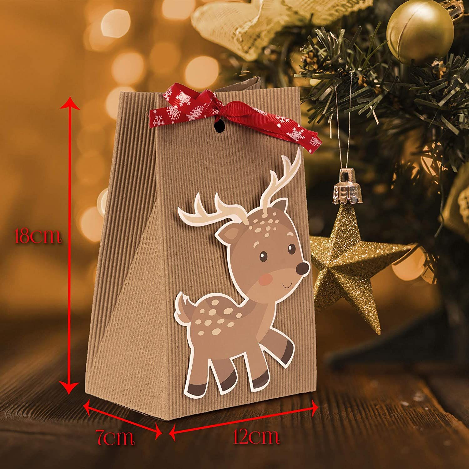 Holiday Decoration Paper Packaging Box China Supplier