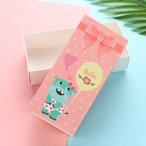 Art Paper Cartoon Rigid Packaging Gift Boxes for Kinds China Supplier