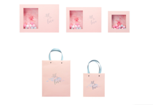 Manufacturer Lipstick and Perfume Paper Packaging Gift Box