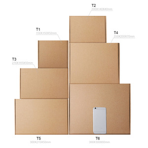 China Carton Packing Box Supplier Corrugated Standard Carton Box