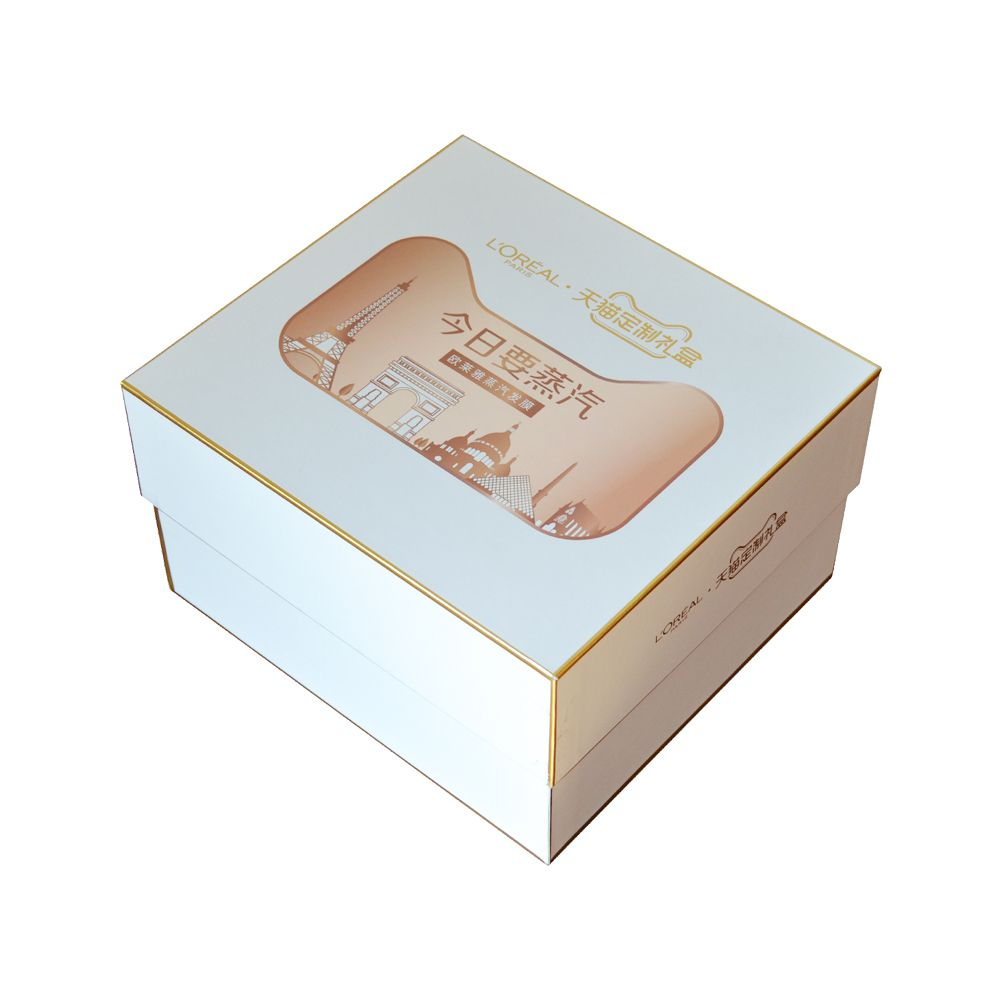 Rigid Gift Packaging Box with Lid