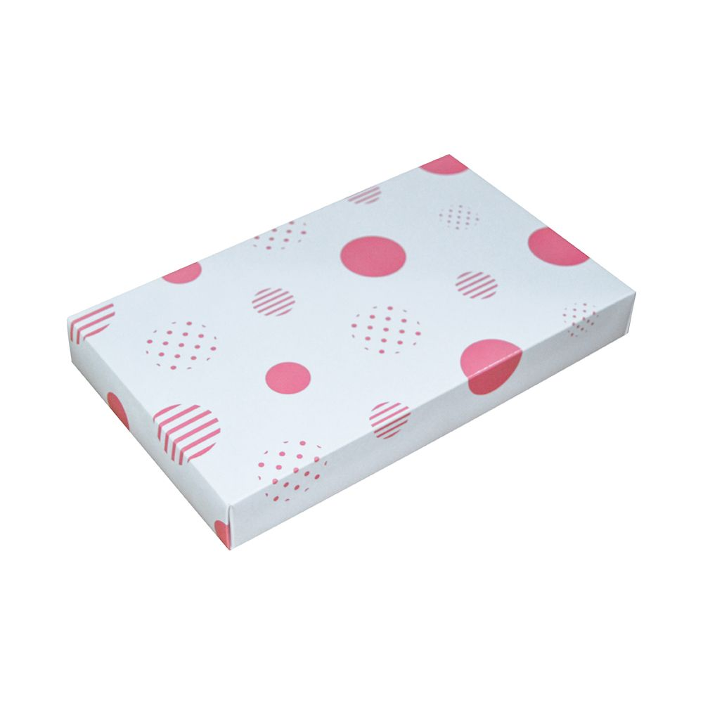 Lid and Tray Rigid Paper Chocolate Packaging Boxes Suppliers