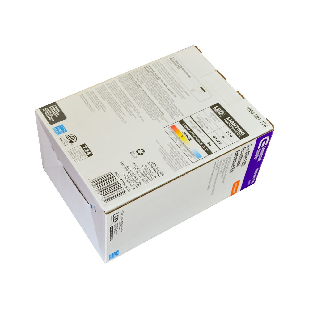 Art Paper Printing Packaging Box for Digital Devices