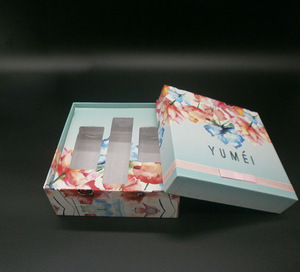 Professional Offset Cardboard Box Luxury Cosmetic Packaging Printing service Manufacturer China