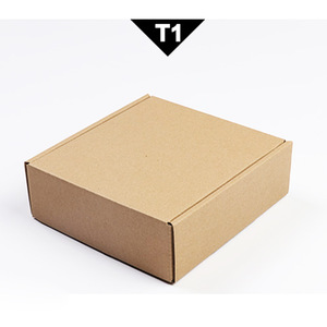 China Supplier Carton Kraft Mailer Boxes Different Size