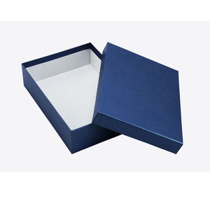 Alibaba Shoes Boxes Supplier Custom High Quality Clear Blue Children Shoe Box