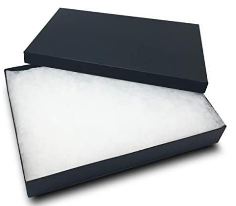Black jewelry Gift Boxes