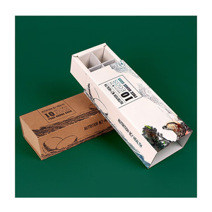 Wholesale 10 Or 20 Holes Customize Egg Paper Boxes Gift Packaging Boxes