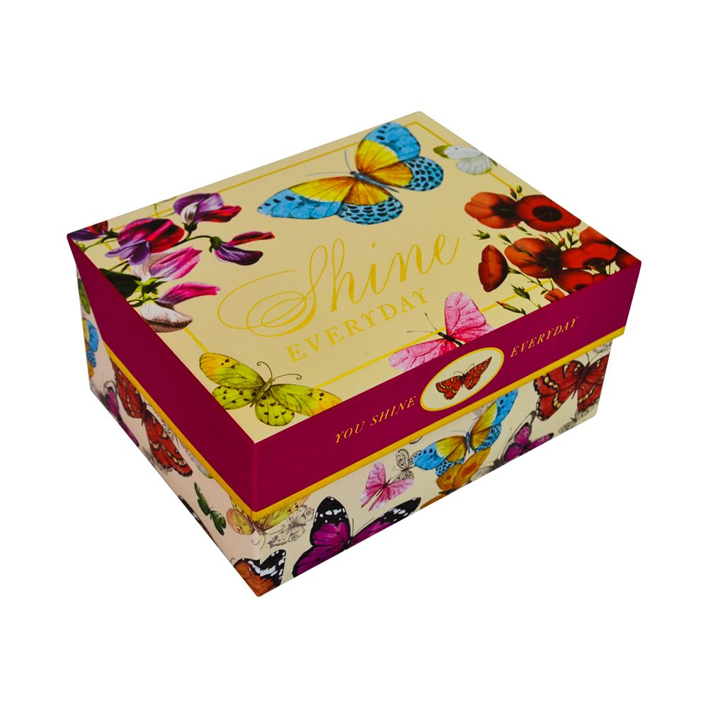 Rigid Clamshell Color Printing Gift Packaging Boxes China Manufacturer