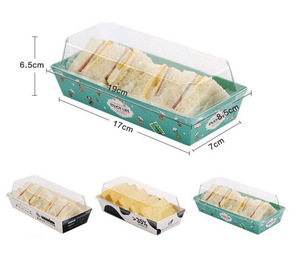 Kookie Packaging Box with Clear Window Supplier China