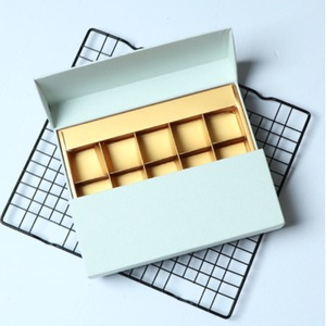 Recyclable Professional Packaging Manufacturer Outlet Chocolate Praline Box