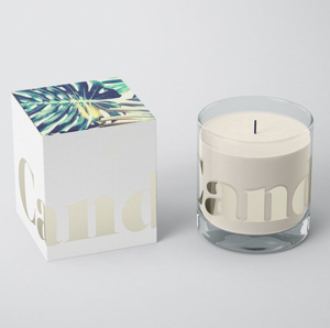 Cheaper Wholesale Custom  Luxury White Color with Pink Spot Candle Gift Box Zhejiang Supplier