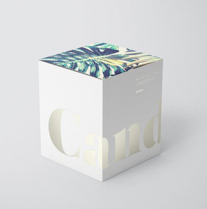 Wholesales Custom Design Rigid Folding Flat Pack Candle Paper Gift Boxes for Candles