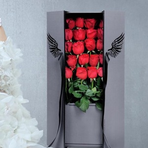 Custom Preserved Roses Boxes for Packing Flowers wholesale