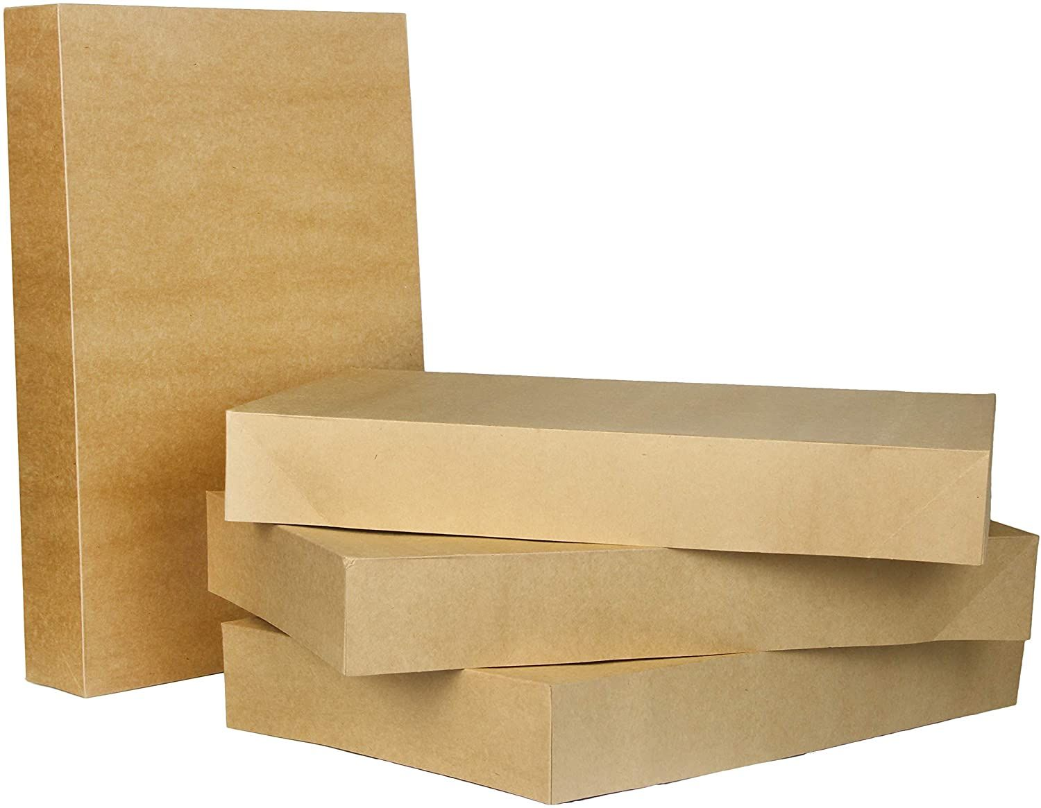 Whosale Holiday Food Chocolate Kraft Paper Packaging Box with Window