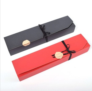 Custom  chocolate box of high quality pass SGS test box for packaging