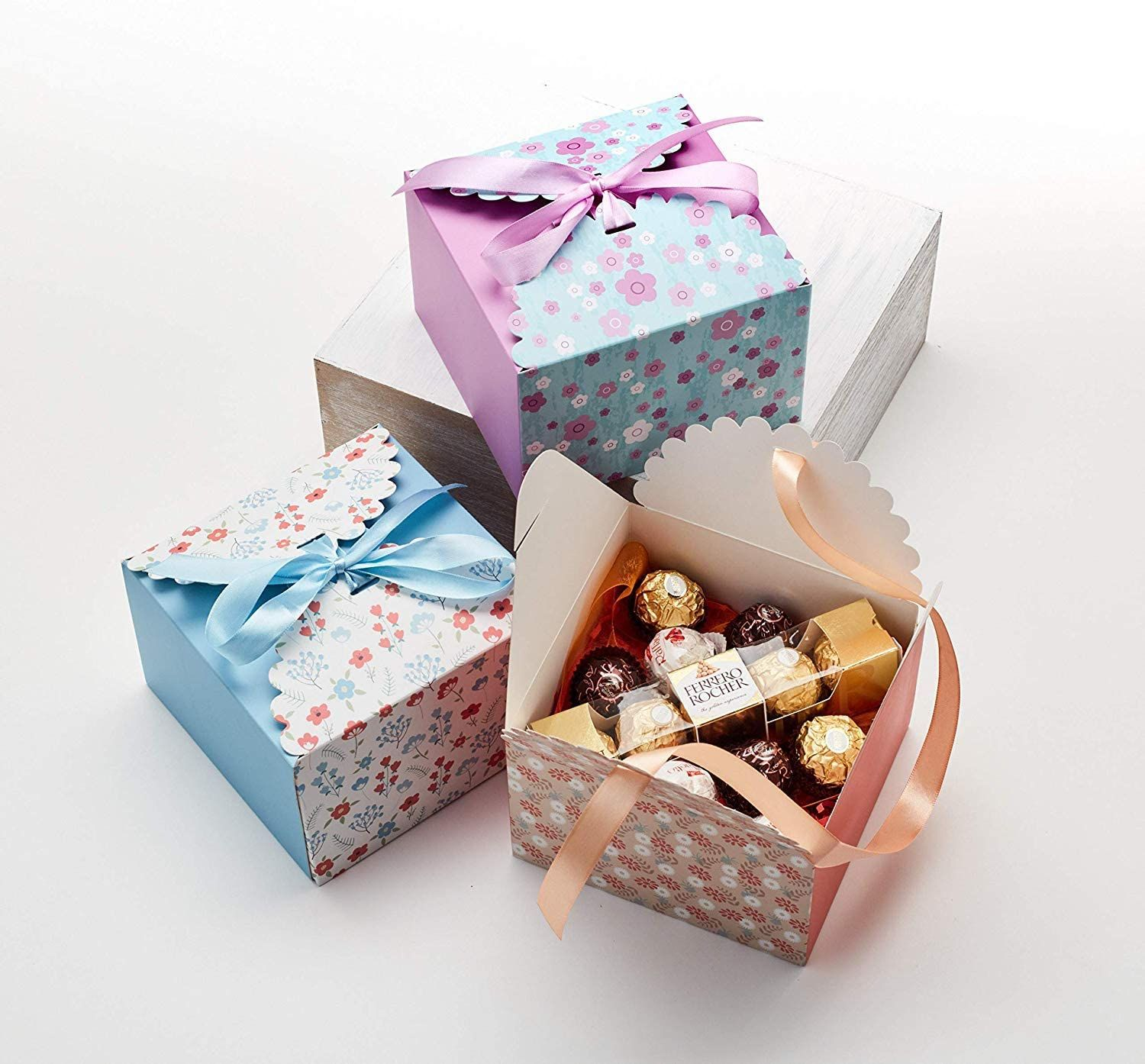 Christmas Holiday Paper Packaging Gift Boxes Manufacturer