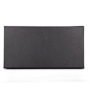 Pretty Luxury Rectangle Paper Box Wallet Purse Packaging Box For Gift